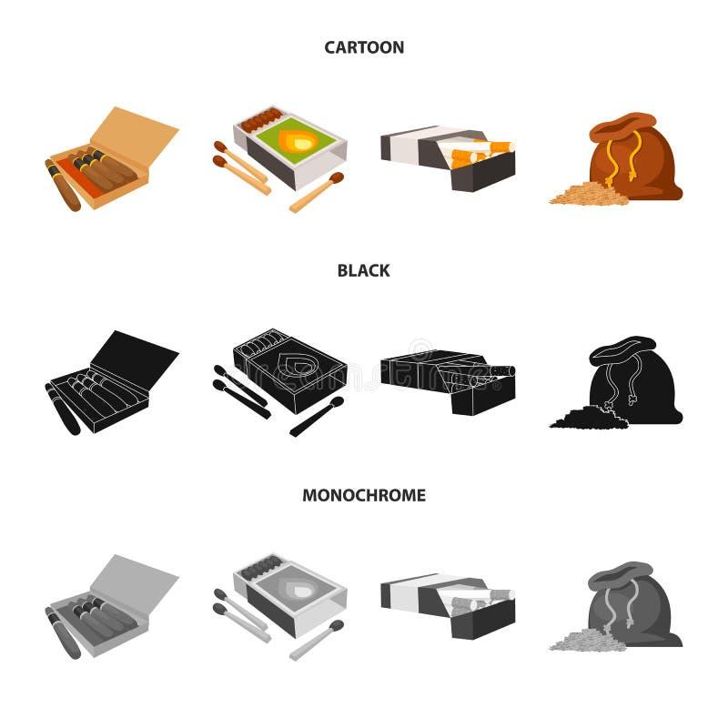 辅助部件和害处标志传染媒介设计  设置辅助部件和幸福感储蓄传染媒介例证 向量例证