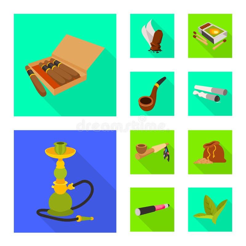 辅助部件和害处标志被隔绝的对象  设置辅助部件和幸福感储蓄传染媒介例证 库存例证