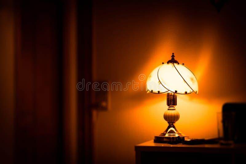 辉光灯 免版税图库摄影