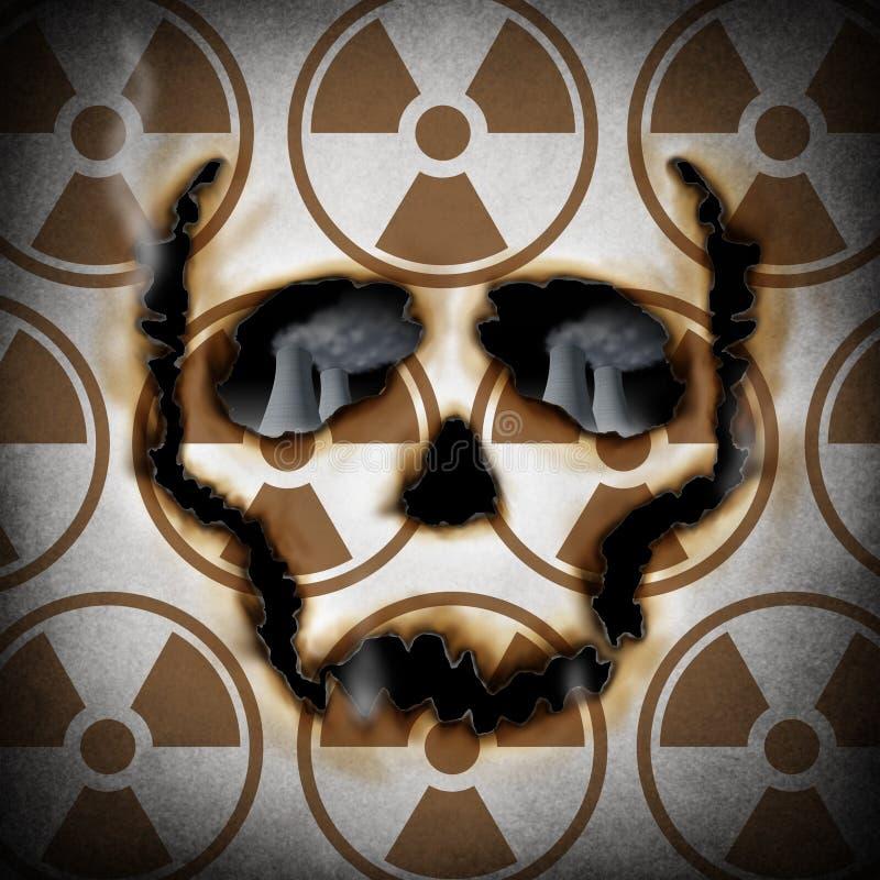辐射概念 向量例证
