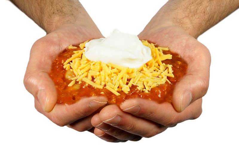 Download 辣椒手碗 库存图片. 图片 包括有 奶油, 弯脚的, 切达乳酪, 极少数, 食物, 干酪, 杯形, 现有量 - 30325323