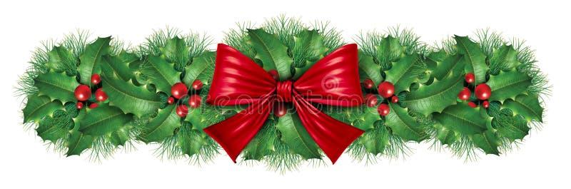 Download 边界圣诞节装饰 库存例证. 插画 包括有 符号, 火炮, berrying, 丝绸, 欢乐, 结构树, 圣诞节 - 22350502