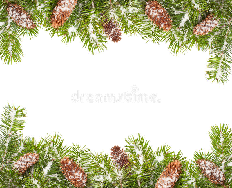 Download 边界圣诞节 库存图片. 图片 包括有 空白, 绿色, 钞票, 多雪, 节假日, 杉木, 雪花, 圣诞节, 框架 - 21837737