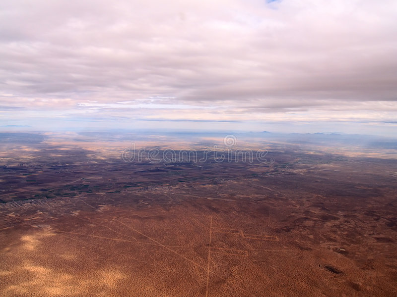 边界墨西哥美国 免版税库存图片