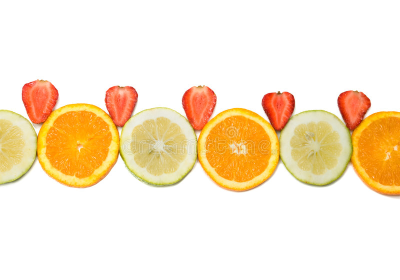 边界果子 库存图片