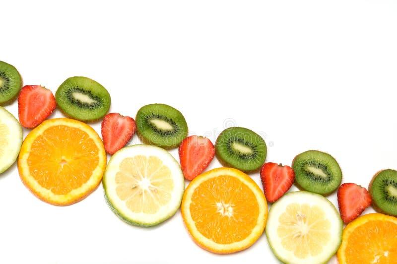 边界果子 免版税库存照片