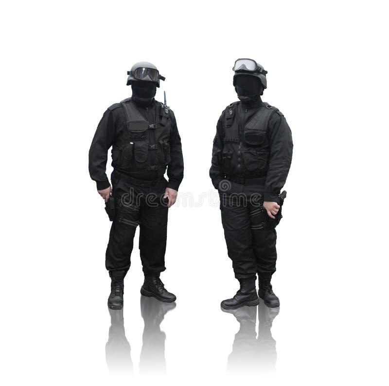 边防卫兵 免版税库存图片