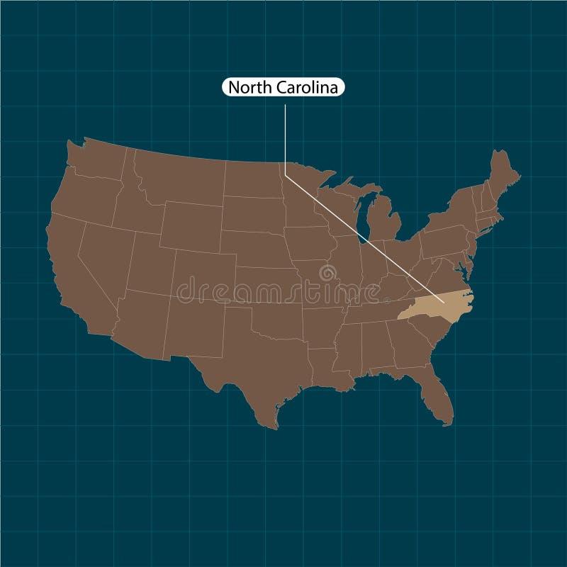 达成协议区区机体局剪报上色数据海拔greyed的卡罗来纳州人口调查包括专业映射美国航空航天局北部路径相对替补被遮蔽的显示来源状态周围的领土到都市我们水 美国疆土状态黑暗的背景的 分立的国家 也corel凹道例证向量 向量例证