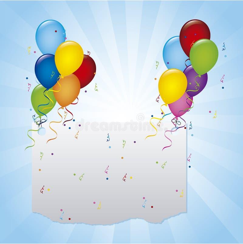 Download 迅速增加生日 向量例证. 插画 包括有 艺术, 例证, 背包, 图象, 声明, 庆祝, 空白的, 生日, 招待 - 30333859