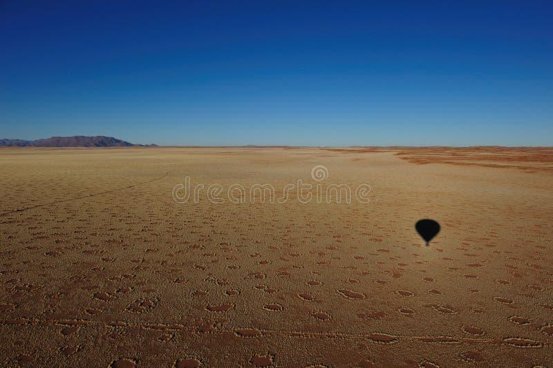 迅速增加的沙漠namib纳米比亚  图库摄影