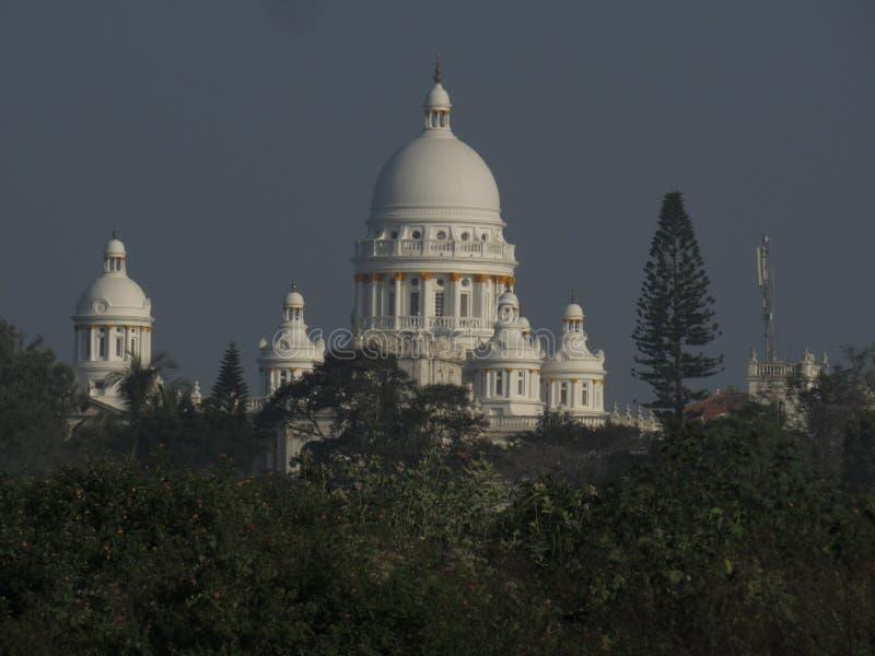 迈索尔lalith mahal宫殿 库存图片