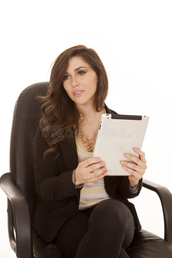 Download 运作的片剂椅子 库存照片. 图片 包括有 头发, 手指, 长期, 查出, 概念, 现有量, 夫人, 逗人喜爱 - 30328712