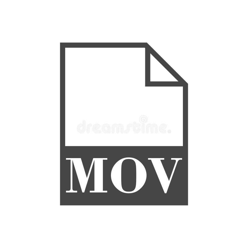 运动文件象 库存例证