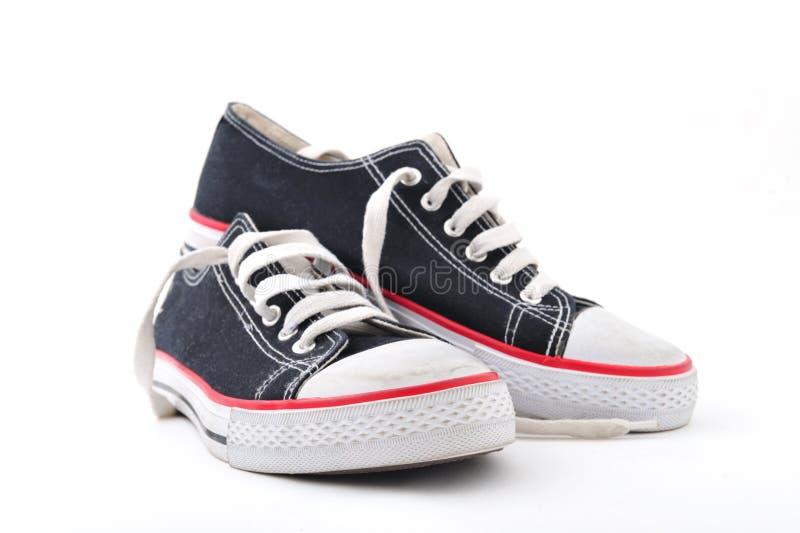 运动鞋 免版税库存照片