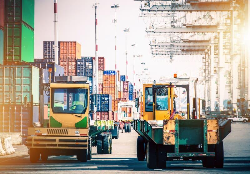 运输货物插孔 免版税库存图片