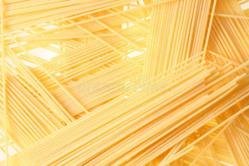返回被点燃的设想的spagetti 库存图片