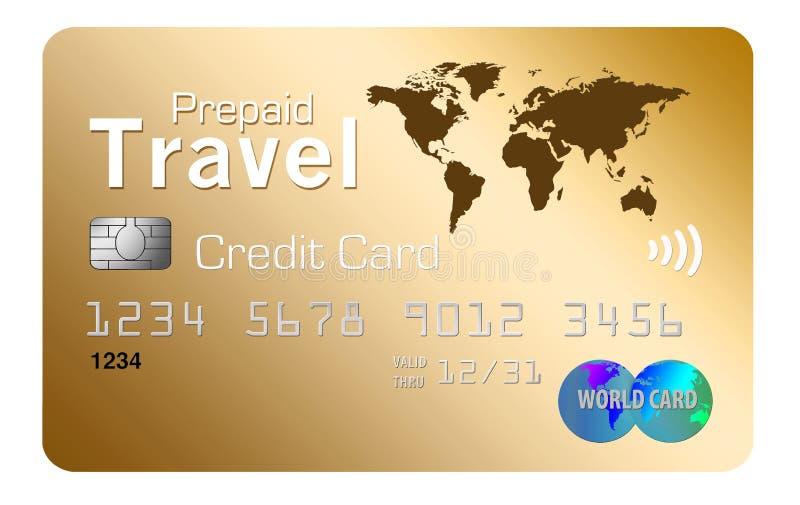 这一张预付的旅行信用卡