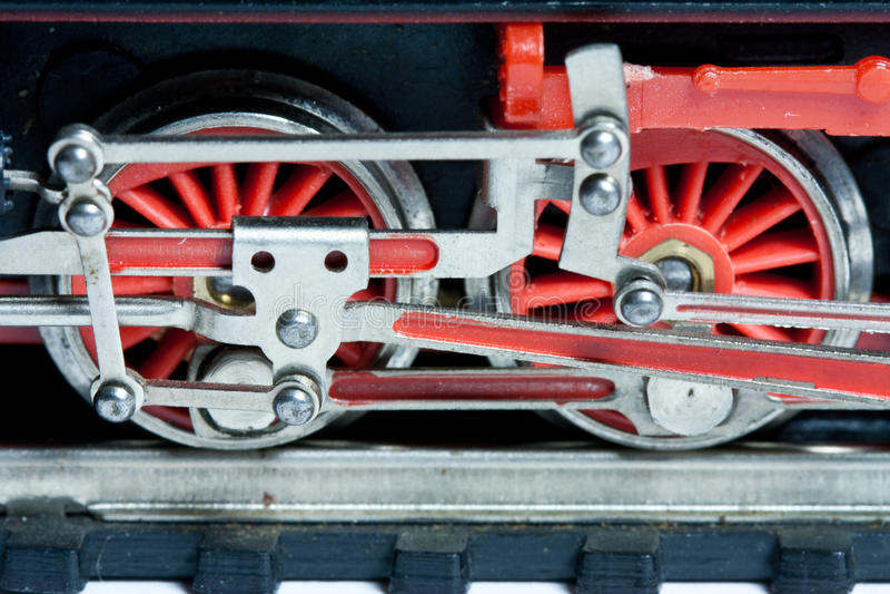 模型火车 库存图片