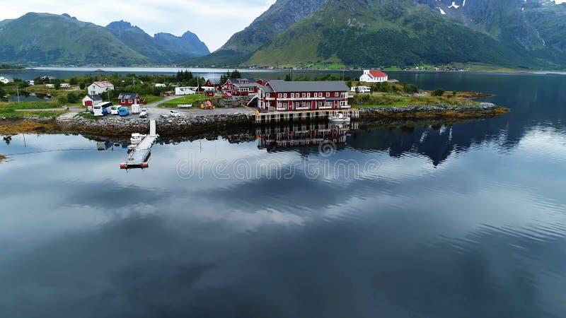 这变化莫测的挪威 免版税图库摄影