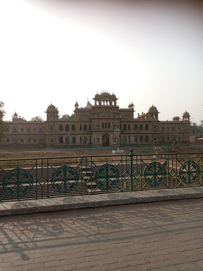 这是印度古杰拉特莫比的宫殿宫殿宫殿宫殿名为皇后名为mani mandir 免版税库存照片