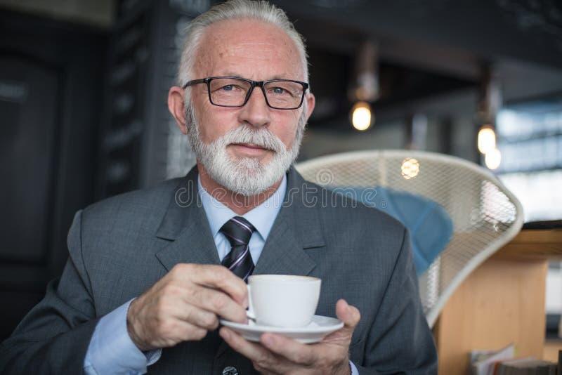 这里咖啡做我的天 免版税库存图片