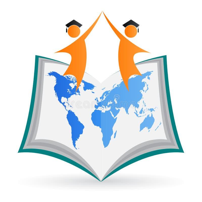 远程教育 库存例证