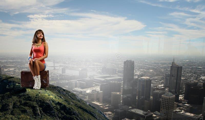 Download 远足旅行的栓 库存图片. 图片 包括有 有吸引力的, 假期, 途径, 旅行, 国家(地区), 自动, 终止 - 59105883