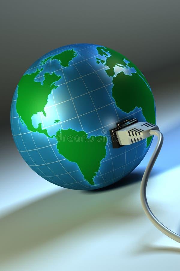 连接数世界