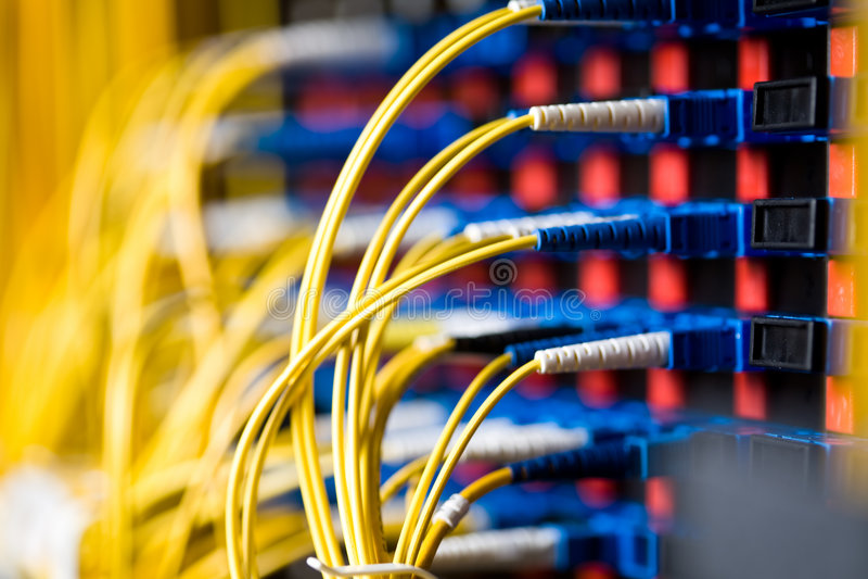 连接数网络 免版税库存照片