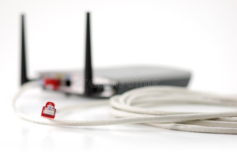 连接数网络 图库摄影