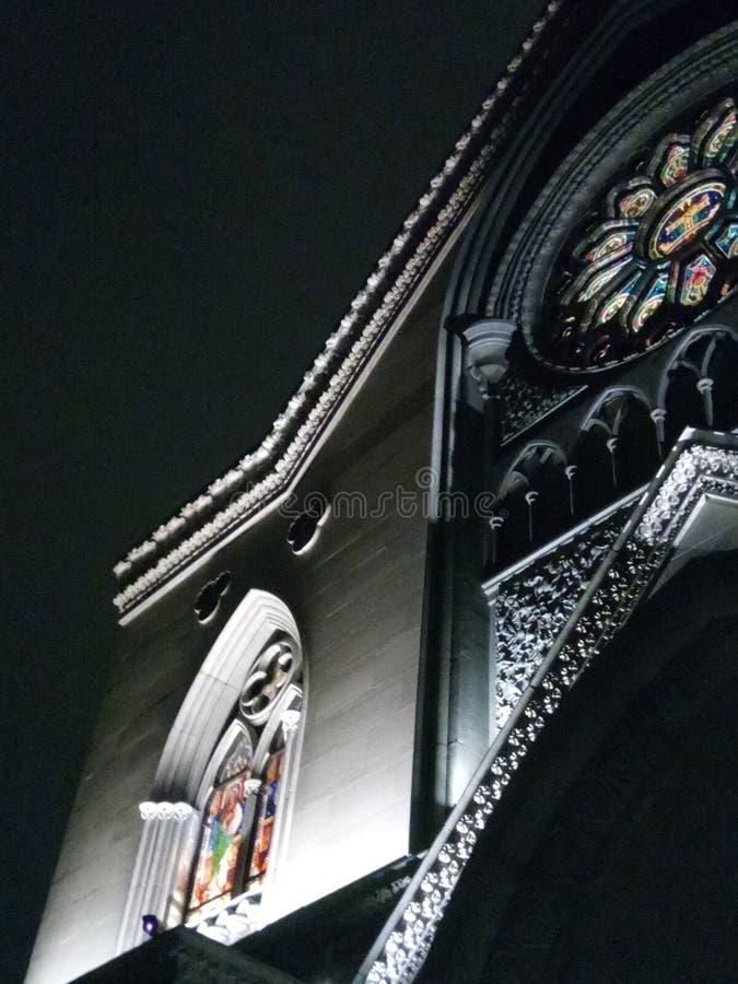 连续九天的祷告教会新加坡 免版税图库摄影