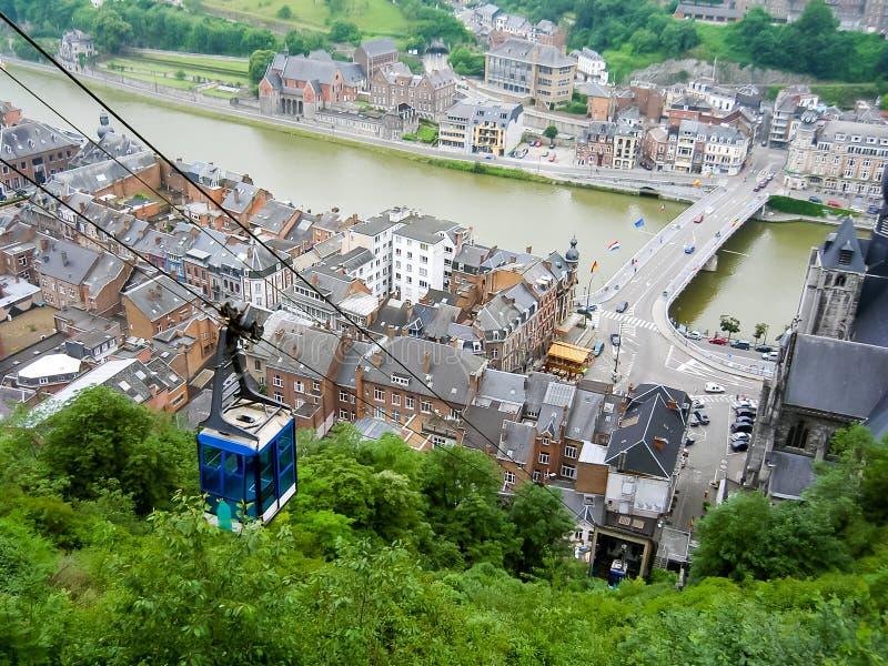 迪南,比利时 免版税库存图片
