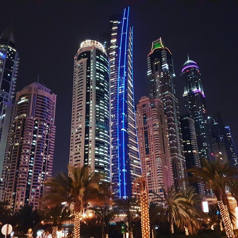 迪拜大厦 免版税库存图片