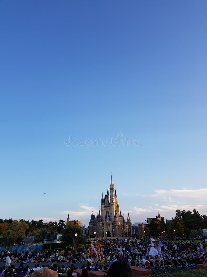 迪斯尼乐园东京 库存图片
