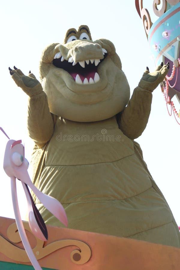 从迪斯尼乐园加利福尼亚的路易斯 库存照片