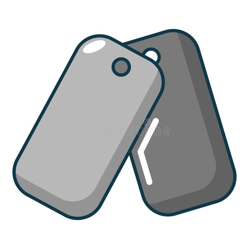迷彩漆弹运动徽章象,动画片样式 皇族释放例证