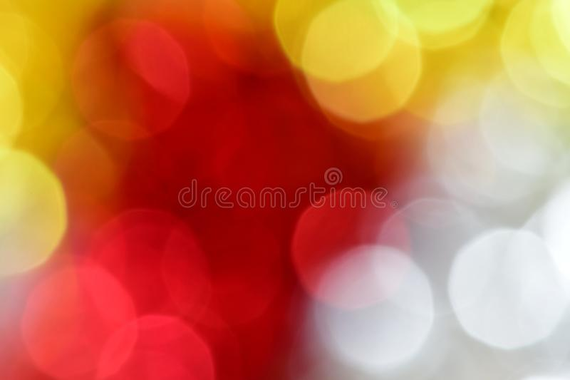 迷离和颜色模糊的图象在关闭宏观摄影与Nikkor微小105mm透镜 图库摄影