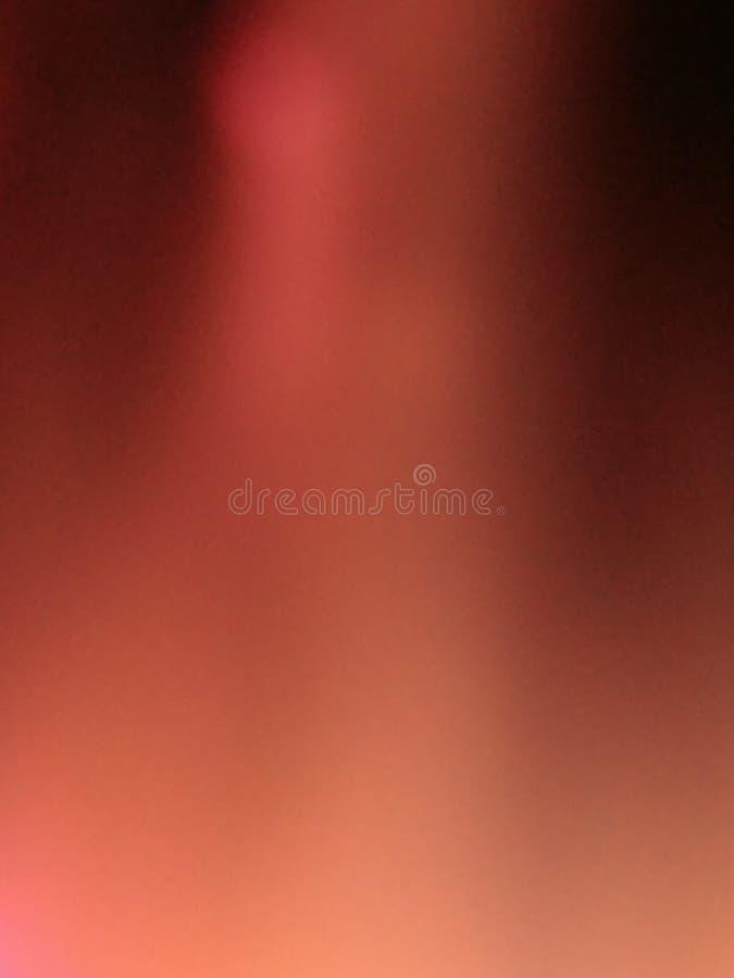 迷离,抽象背景,bokeh,相似黑,珊瑚,红色的梯度射击 免版税库存照片