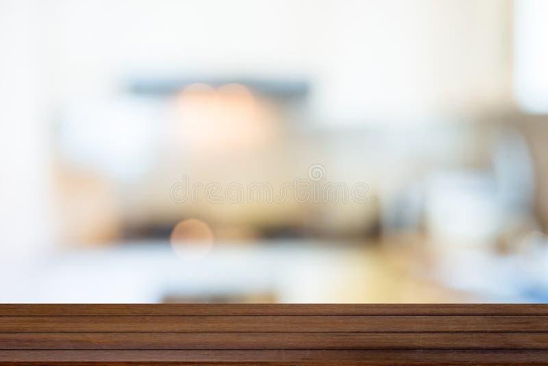 Download 迷离厨房内部和木桌,可以使用作为backgrou 库存图片. 图片 包括有 安排, 重点, 食物, 现代 - 72362983