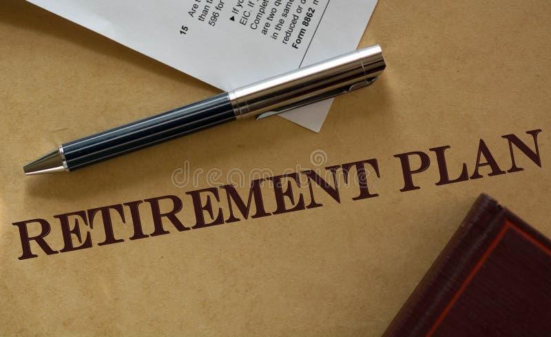 退休 免版税图库摄影