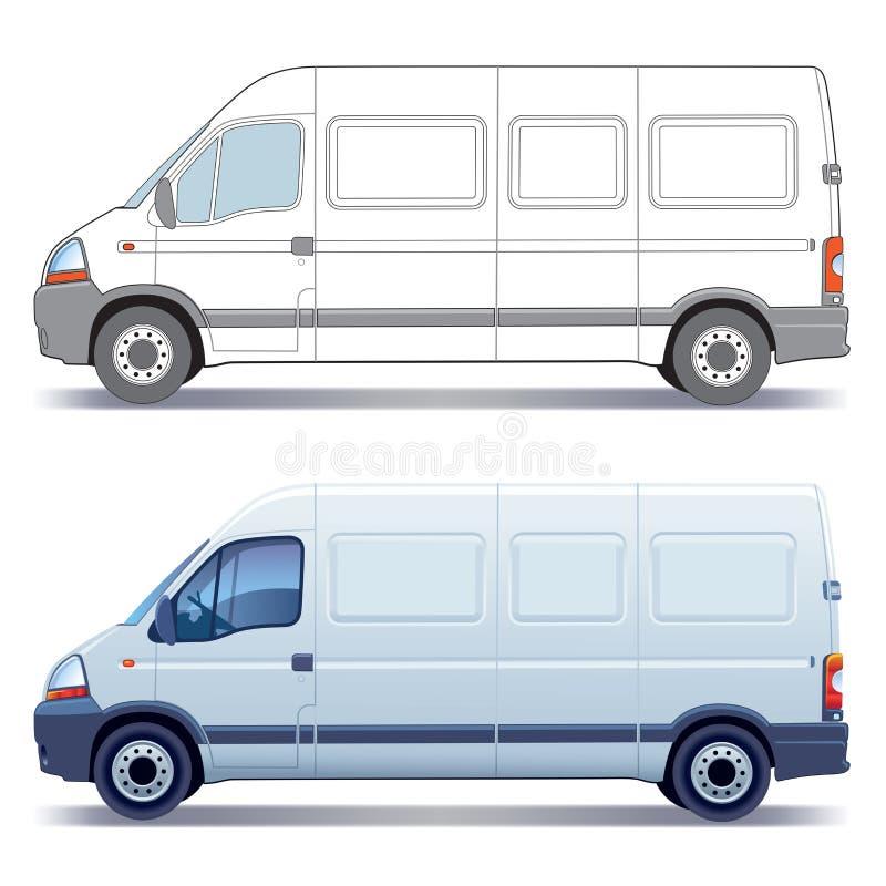 Download 送货车 向量例证. 插画 包括有 面板, 格式, 查出, 投反对票, 服务, 例证, 货车使用费, 急性 - 15699521