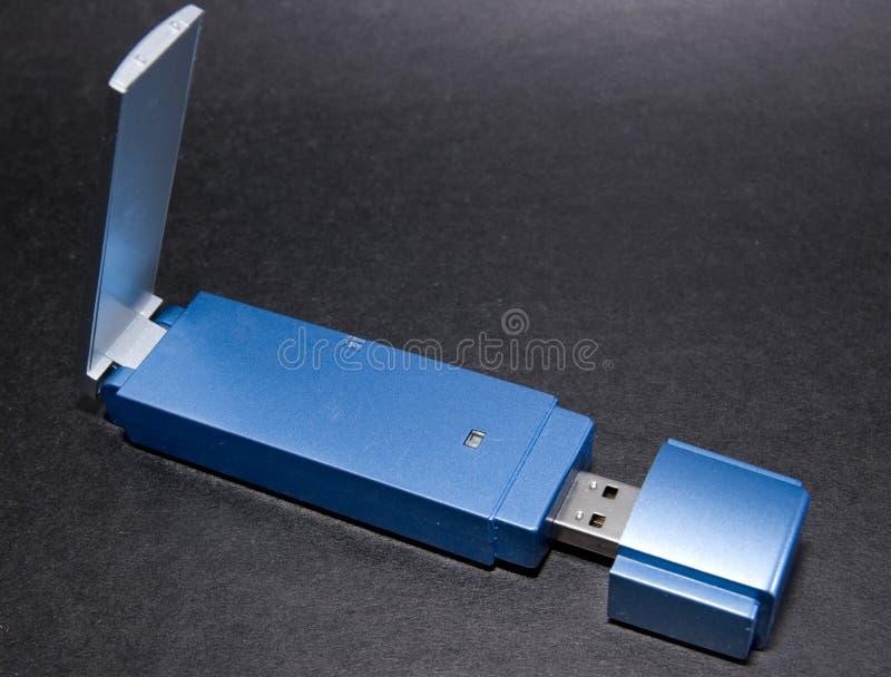 适配器bluetooth无线 免版税库存照片