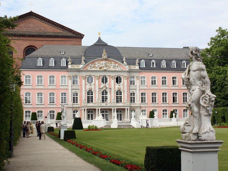 选举人的宫殿 免版税库存照片