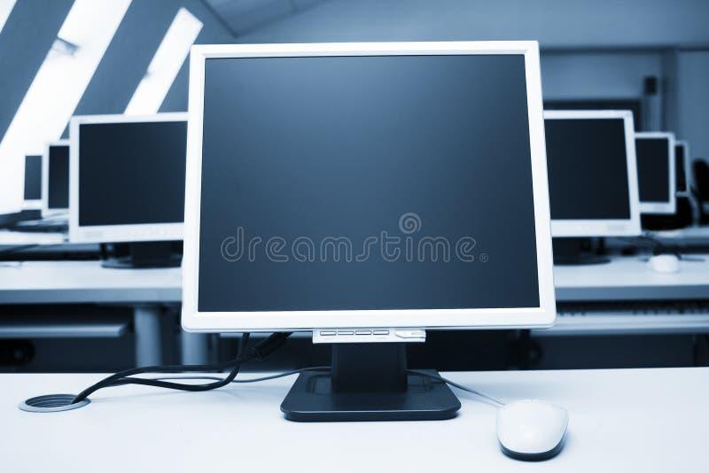 选件类计算机 免版税图库摄影
