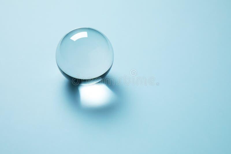 透明的球 库存照片