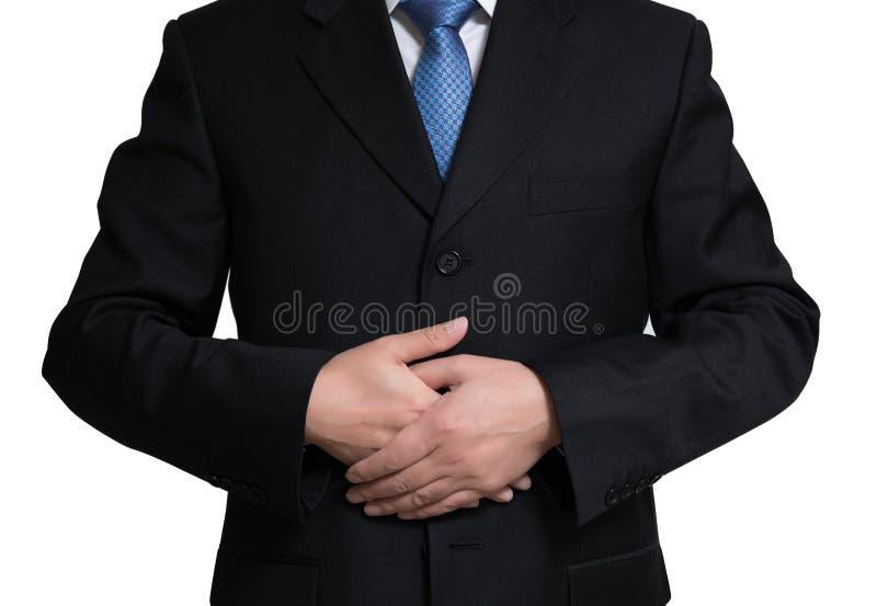 递商人 免版税图库摄影