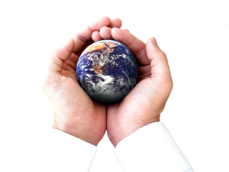 递我的全世界 免版税库存图片