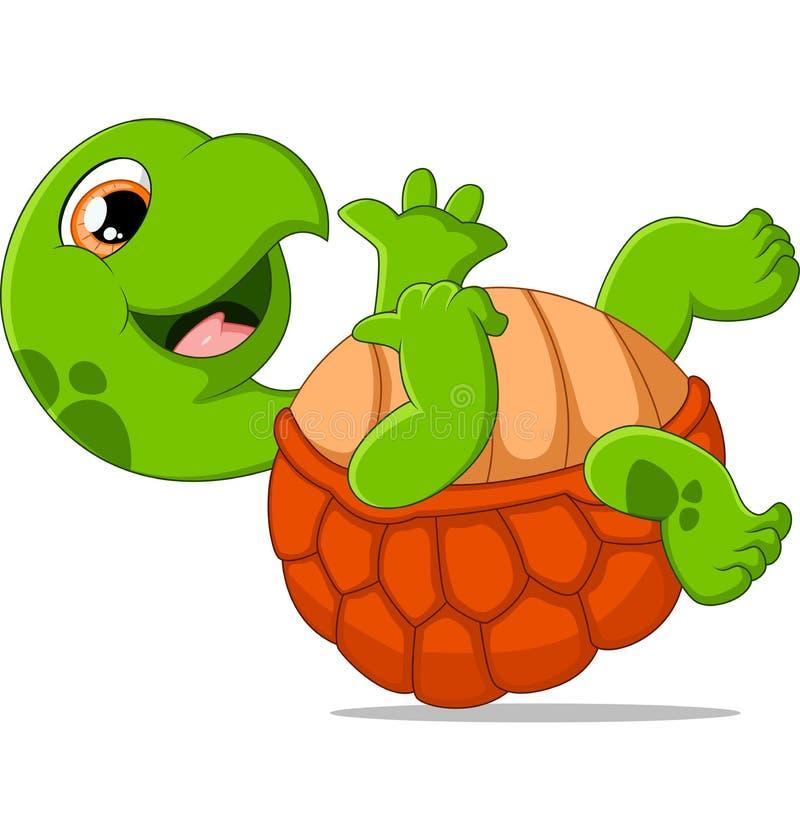 乌龟什么颜色好_插画 包括有 吉祥人, 要素, 动画片, 乌龟, 幽默, 颜色, 敌意