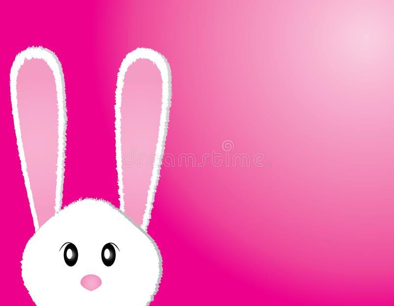 逗人喜爱的兔宝宝 皇族释放例证