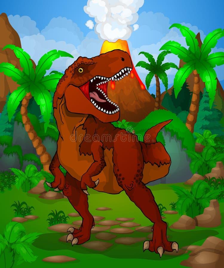 逗人喜爱的动画片恐龙图片